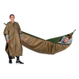 Underquilt Poncho sous...